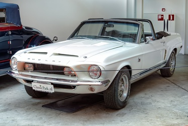 Shelby Ford Mustang S1 GT-500 KR convertible coupe 1968 fl3q