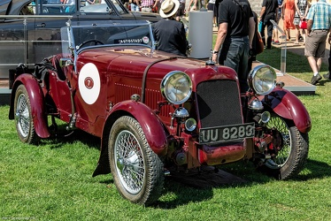 Alvis FWD FA supercharged 2-seater 1928 fr3q