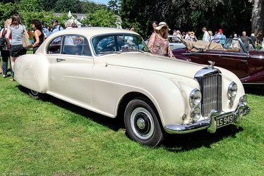 Bentley R Continental fastback coupe by Mulliner 1952 fr3q