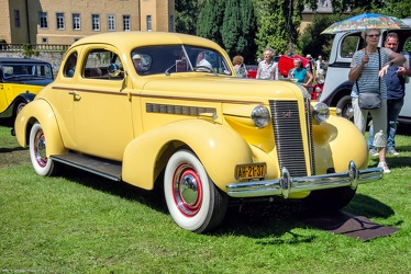 Buick Special sport coupe 1937 fr3q
