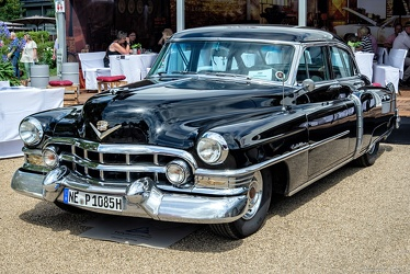 Cadillac 62 4-door sedan 1952 fl3q