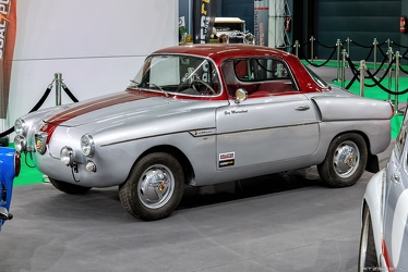 Abarth 750 GT coupe by Viotti 1956 fl3q