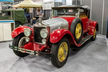 Minerva AB 20 CV roadster by Park Ward 1925 fl3q