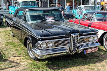 Edsel Corsair convertible coupe 1959 fr3q