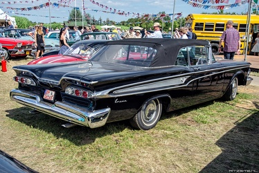 Edsel Corsair convertible coupe 1959 r3q