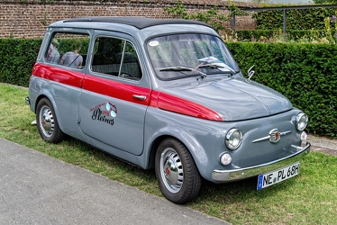 Fiat 500 Giardiniera modified 1967 fr3q