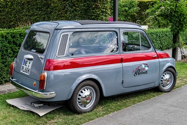 Fiat 500 Giardiniera modified 1967 r3q