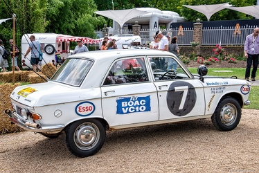 Peugeot 204 Safari Rally Group 1 1967 r3q