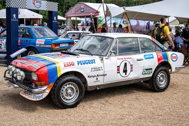 Peugeot 504 V6 TI coupe by Pininfarina Safari Rally Group 3 1978 fl3q