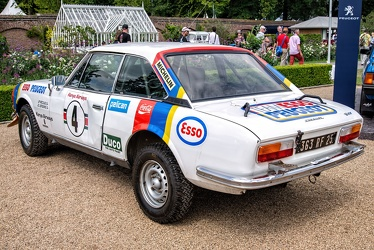 Peugeot 504 V6 TI coupe by Pininfarina Safari Rally Group 3 1978 r3q