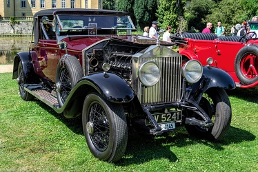 Rolls Royce Phantom I Regent convertible coupe by Brewster 1928 fr3q