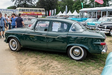 Studebaker Lark VIII DeLuxe 4-door sedan 1960 side