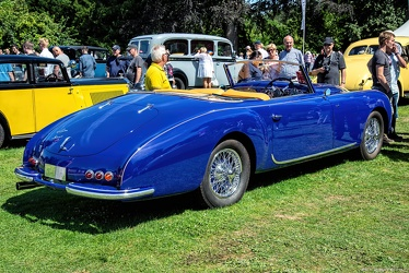 Talbot Lago T26 Record cabriolet by Graber 1947 r3q