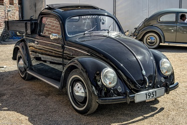 Volkswagen T1 1100 pick-up by Beutler 1951 fr3q