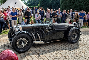 Aston Martin Le Mans 2-seater by Bertelli 1933 side