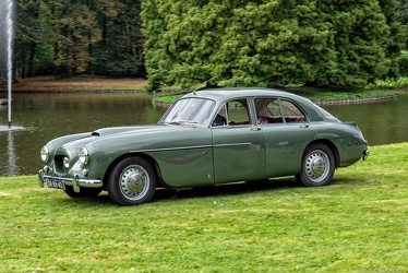 Bristol 405 4-door saloon 1956 fl3q