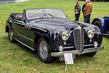 Delahaye 135MS Milord cabriolet by Chapron 1950 fr3q