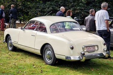 Ford Comete Monte Carlo by Facel Metallon 1954 r3q
