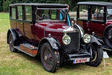 Minerva AD 16 CV 4-door saloon by Mayer Phelpes 1925 fr3q