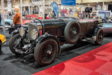 Bentley 6.5 Litre tourer rebody 1927 fl3q