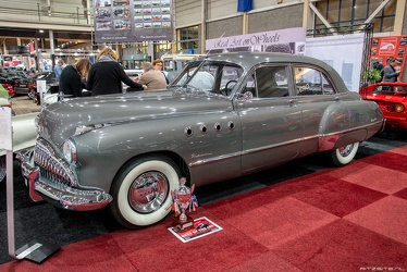 Buick Roadmaster 4-door sedan 1949 fl3q