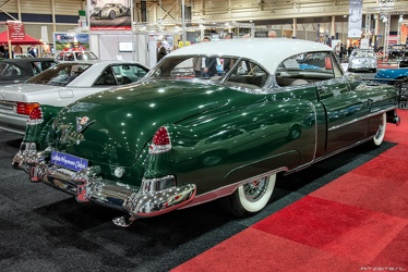 Cadillac 62 club coupe 1950 r3q