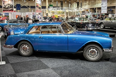 Facel Vega Facellia F2B coupe 1961 side