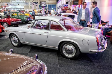 Fiat 1600 S coupe S2 by Pininfarina 1964 r3q
