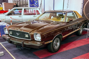 Ford Mustang S2 Ghia coupe 1978 fl3q