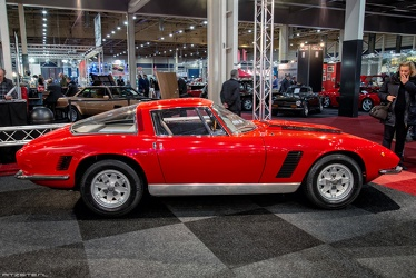 Iso Grifo S2 IR8 by Bertone 1972 side