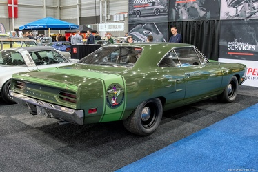 Plymouth Road Runner hardtop coupe 1970 r3q