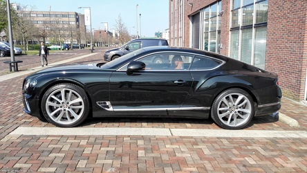 Bentley Continental GT S3 2019 side