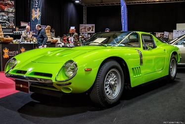 Bizzarrini GT 5300 Strada by Bertone 1967 fl3q