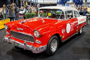 Chevrolet 210 2-door sedan modified 1955 fl3q