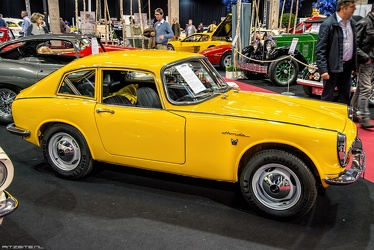 Honda S800 Mk 2 coupe modified 1970 side