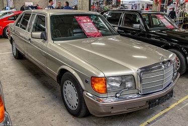 Mercedes 1000 SEL 12 limousine by Trasco 1986 fr3q