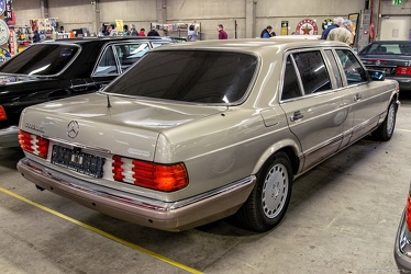 Mercedes 1000 SEL 12 limousine by Trasco 1986 r3q