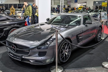 AMG Mercedes SLS Final Edition C197 2015 fl3q