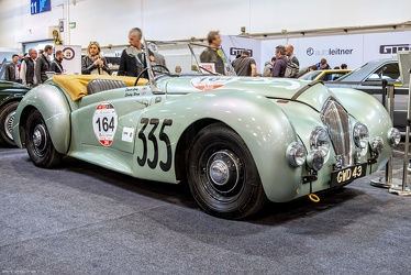Healey Westland MM roadster 1948 fr3q
