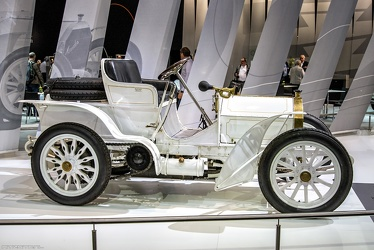 Mercedes Simplex 40/45 HP 2-seater 1903 side