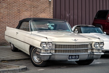 Cadillac 62 convertible coupe 1963 fr3q