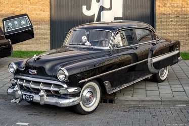 Chevrolet 210 DeLuxe 4-door sedan modified 1954 fl3q