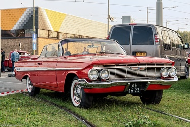 Chevrolet Impala convertible coupe 1961 fr3q