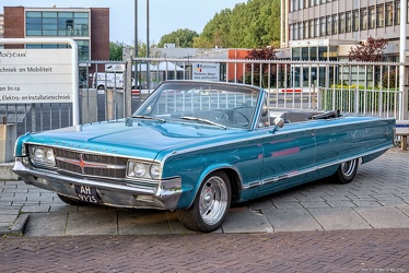 Chrysler 300 convertible coupe 1965 fl3q