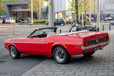 Ford Mustang S1 convertible coupe 1971 r3q