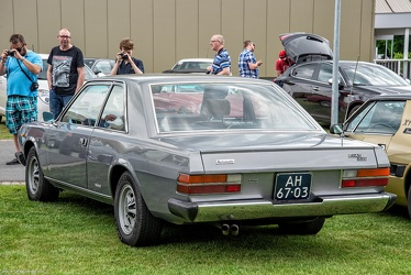 Fiat 130 coupe by Pininfarina 1972 r3q