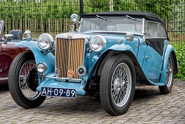 MG TC Midget 1949 fl3q