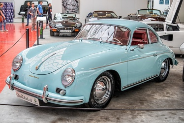 Porsche 356 A 1600 Super coupe by Reutter 1958 fl3q
