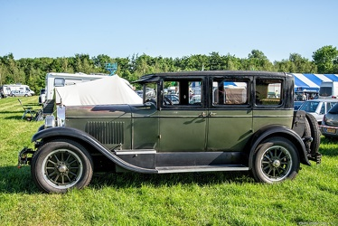 Cadillac Series 314 V8 4-door sedan 1926 side