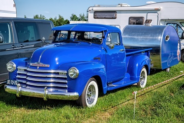 Chevrolet Advance Design 3100 pick-up 1952 fl3q